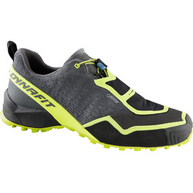 Dynafit Speed MTN GTX Shoes Men carbon/fluo yellow